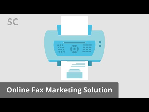Online Fax Marketing: SimplyCast Fax Broadcasting