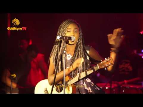 ARAMIDE Performs At Adekunle Gold's Album Listening Party