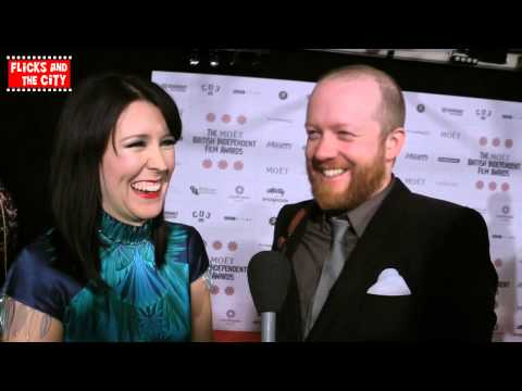 Alice Lowe & Steve Oram Interview on Sightseers