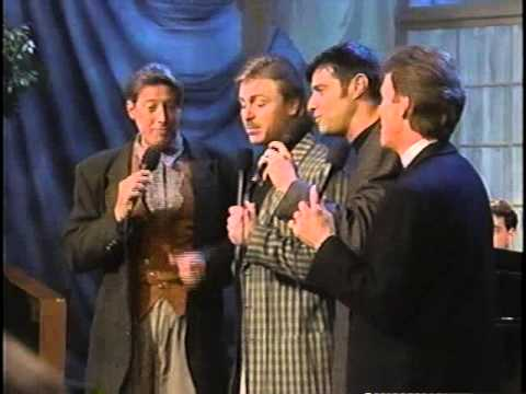 Cumberland Boys . Accapella Medley, and Group Introducitons  1997