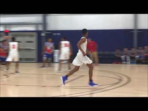 Josh Wiggins  Summer 2018  Basketball Highlights