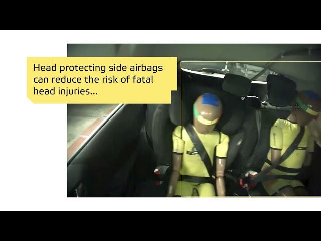 Euro NCAP#SafetyFacts 3