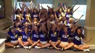Bucknell Kappa Kappa Gamma Song Round 2016