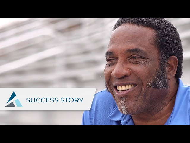 Former Football Pro Cedrick Hardman Found Back Pain Relief with Teeter