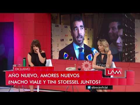 Año Nuevo, Amores Nuevos: ¿Nacho Viale Y Tini Stoessel Juntos?