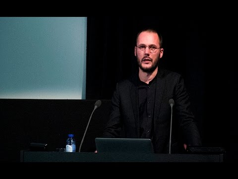 Royal College of Art Visual Cultures Lecture Series: Jonas Staal