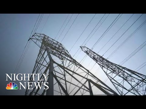 State Of Emergency Declared In Part Of California Amid Pre-Emptive Blackout | NBC Nightly News