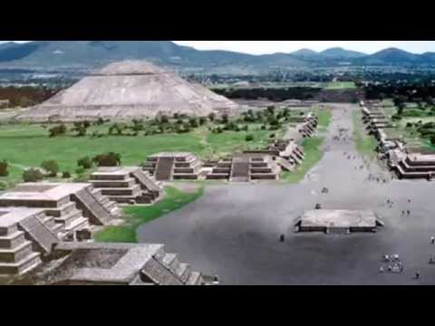 Wonders of The World - Teotihuacan (Mexico)