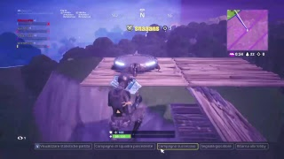 Live fortnite battaglia reale con la bloody shark