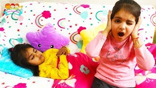 Ashu Sleeping Do Not Disturb Pretend Play Story Video for Kids
