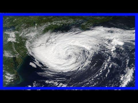 Breaking News | Nasa tracking hurricane maria on bahamas approach