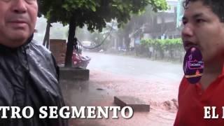 CAZANDO NOTICIAS-INUNDACIÓN EN TINGO MARIA PERU