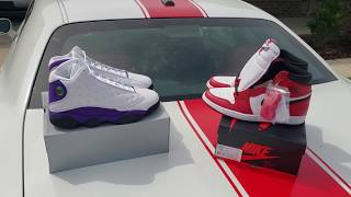 It's Options Outchea!! 2015 Jordan 1 Chicago Look Better Than Laker Jordan 13's