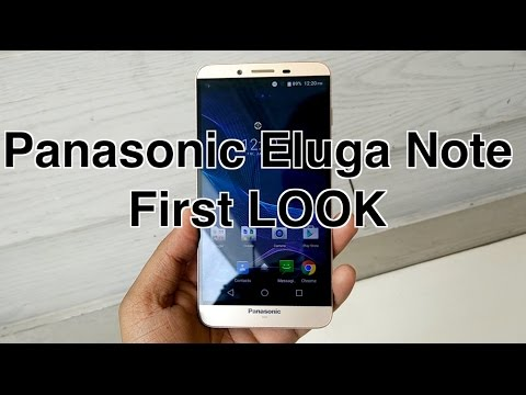 Panasonic Eluga Note First Look | Digit.in