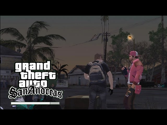 GTA San Andreas Android - Mission #20 - House Party (Bahasa Indonesia)