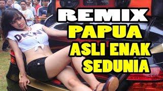 Top Hits -  Remix Lagu Papua Slow Enak Bass Nya Terasa