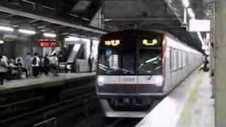 東京メトロ有楽町線新線池袋ゆき最終日