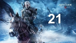 The Witcher 3 Wild Hunt Прохождение Серия 21 (Охота на ведьму)