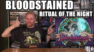 BLOODSTAINED: RITUAL OF THE NIGHT KICKSTARTER BACKED! - Happy Console Gamer