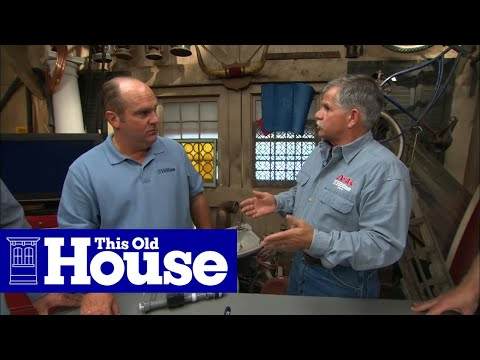 How to Fix a Noisy Faucet - This Old House - YouTube