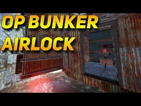 NEW Broken Rust Bunker | 2019 Base Build thumbnail