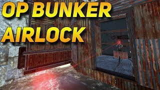 NEW Broken Rust Bunker | 2019 Base Build