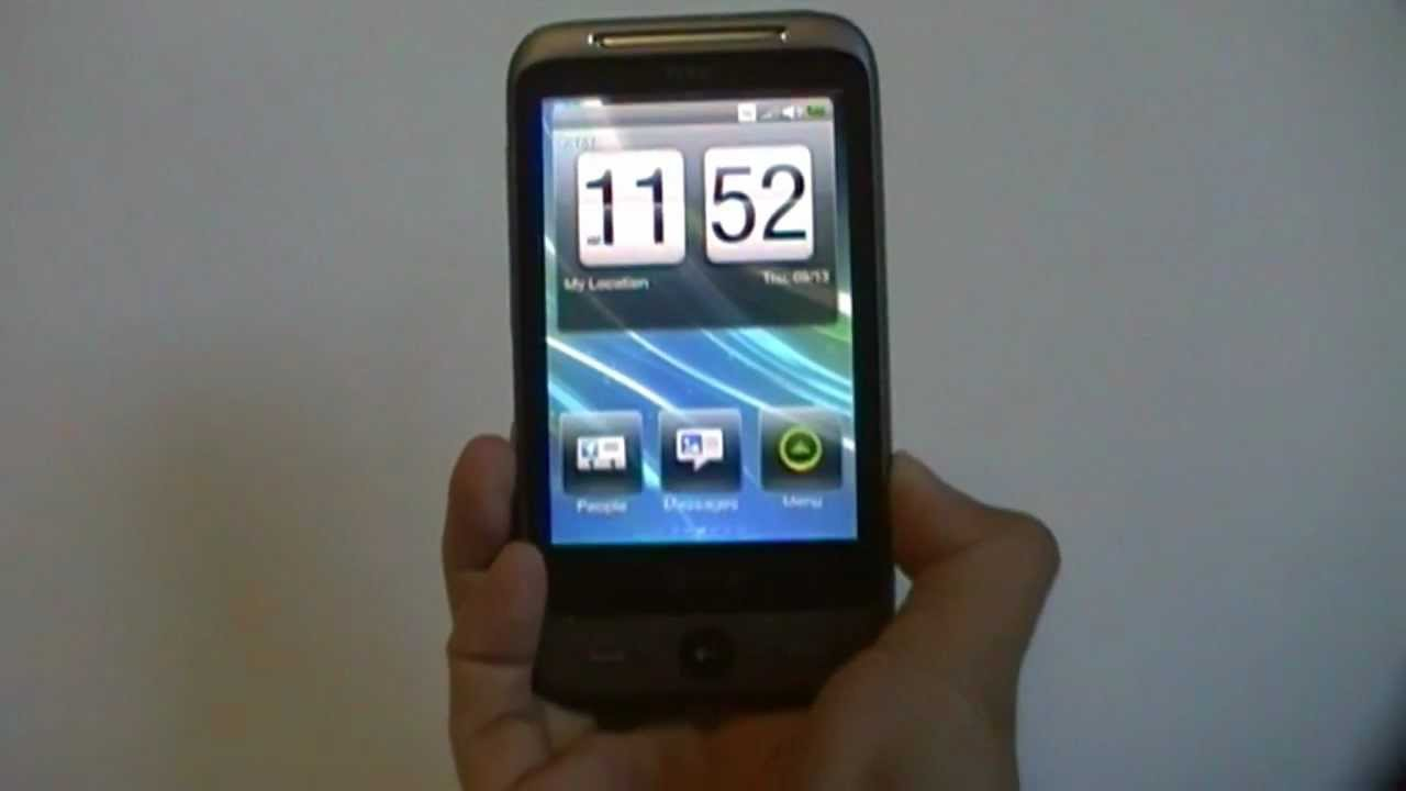 HOW TO UNLOCK HTC FREESTYLE FREE