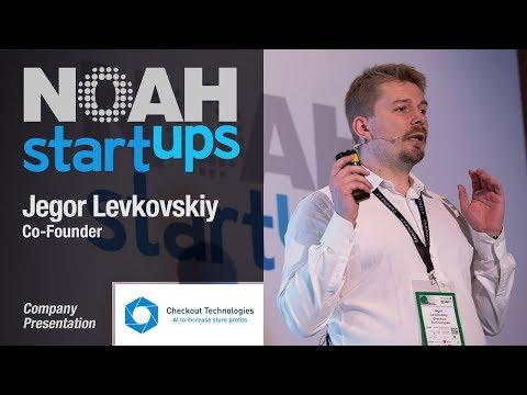 Jegor Levkovskiy, Checkout Technologies - NOAH18 Berlin