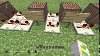 Minecraft Noteblocks - Happy Birthday - Tutorial