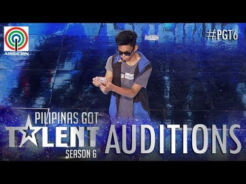 Pilipinas Got Talent 2018 Auditions: Jepthah Callitong - Magic