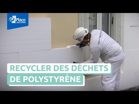 service recyclage polystyr ne expans de placo youtube. Black Bedroom Furniture Sets. Home Design Ideas