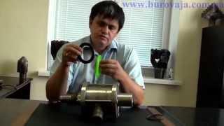 Вертлюг для малогабаритной буровой установки(Вертлюг для малогабаритной буровой установки. http://burovaja.com.ua/ru/produkcija/vertlygi.html Профессиональный вертлюг для..., 2013-05-31T21:41:23.000Z)