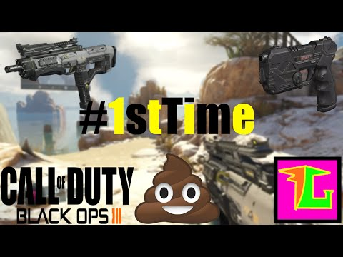 """FIRST TIME"" CALL OF DUTY: BLACK OPS 3 - SWITCH-UP SATURDAY"