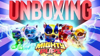 LOL Surprise Dolls and Paw Patrol MightyPups Movie Unboxing! Starring Skye, Chase, and Zuma!