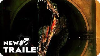 Jurassic World 2 Trailer 3 Teaser 2 (2018) Fallen Kingdom