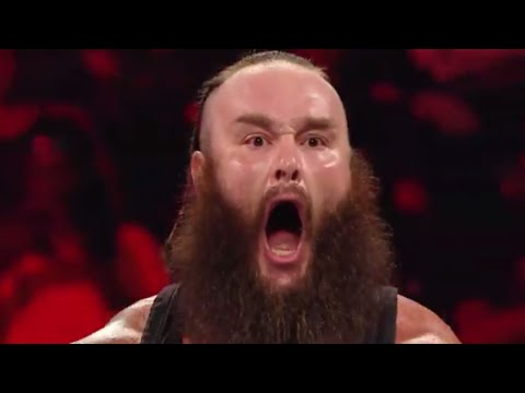 Braun Strowman will have no pity on his SummerSlam foes - This Sunday on WWE Network