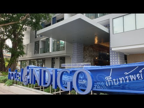 Hotel Indigo Phuket Patong, Thailand - Review of Executive Suite 527