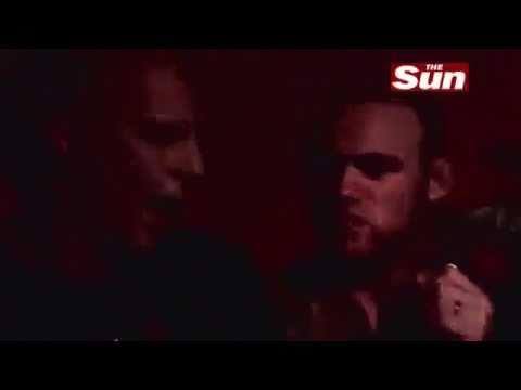 Wayne Rooney - Karaoke