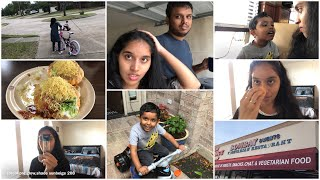Vlog/Getting ready to go out/INTHA PEDDA INTLO HIDE&SEEK AADAM😂/Bombay sweets restaurant