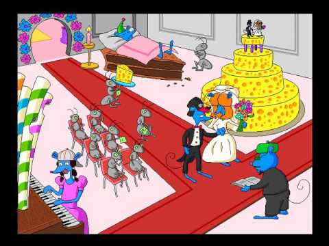 Fisher Price Dream Dollhouse: Royal Mouse Wedding