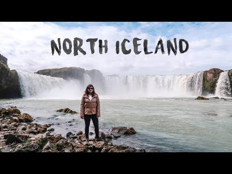 The Lesser Explored NORTH ICELAND | Indian Girl in Iceland | ICELAND VLOG (3/4) | Kritika Goel