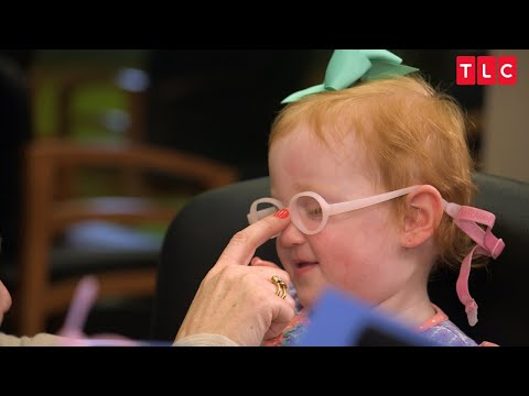 Which New Glasses Do You Think Hazel Should Choose? | OutDaughtered