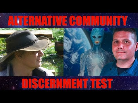 Corey Goode and Bill Ryan: Community Discernment Test.