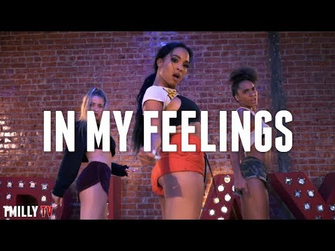 In My Feelings  Drake  Aliya Janell Choreography  Queens N Lettos