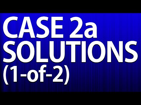 ADMS 2320 Assignment 2 Solution - FALL 2014 - Case 1a (t-test)