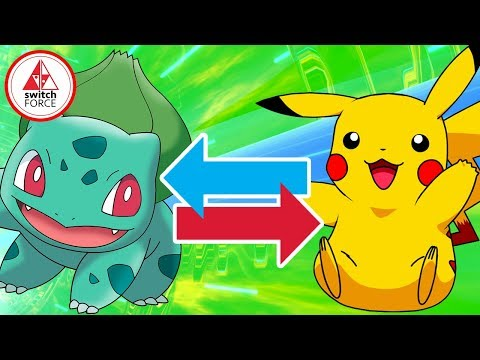 How Does Online Trading Work in Pokemon Let's Go on Nintendo Switch?