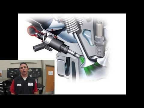 How the fuel system works on a EA888 gen3 1.8 Tsi engine