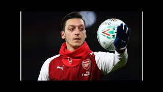 (Photo) Arsenal playmaker Mesut Ozil included in Worst World Cup XI team