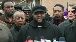 Clergy demand investigation into guard's shooting