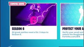 (DJ LLAMA skin in season 6) Fortnite Battle Royale